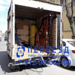 Перевозка рояля в дом архитектора особняк половцева в Санкт-Петербурге
