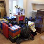 Квартирная перевозка мебели и вещей