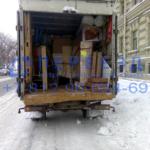 Квартирный переезд в Санкт-Петербурге с грузчиками недорого