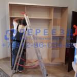 Квартирный переезд с разборкой мебели