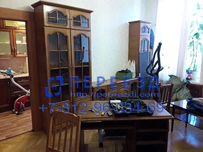 Переезд разборка и сборка мебели